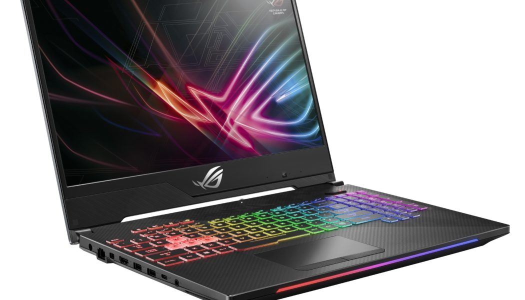 Asus reinforces the passion for gaming with ROG Strix SCAR II and Hero II