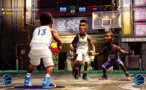 NBA 2K Playgrounds 2 Launches October 16