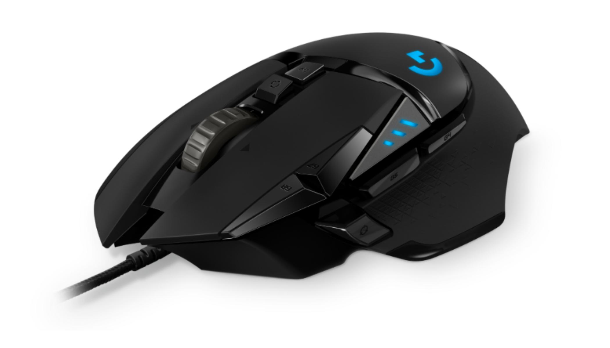 Award-Winning Logitech G502 Gaming Mouse Gets Revolutionary
