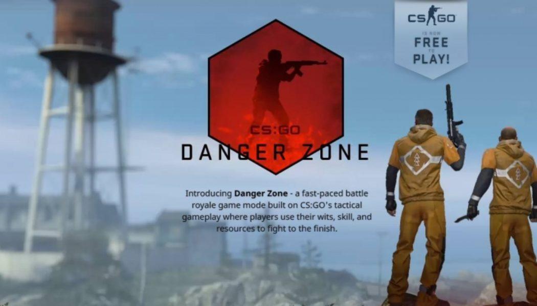 CS:GO goes Battle Royale