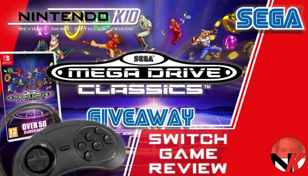 SEGA Genesis Mega Drive Collection Review