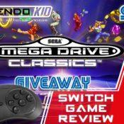 SEGA Genesis Mega Drive Collection Review