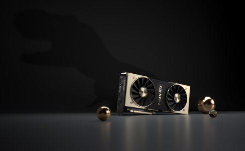 NVIDIA Reveals the Titan of Turing: TITAN RTX