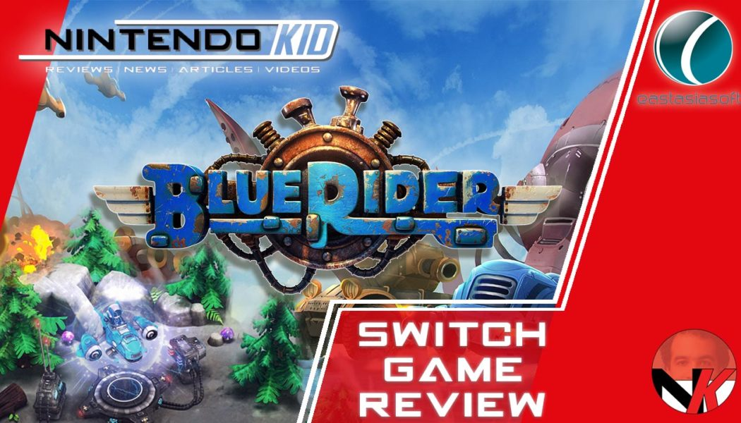 Blue Rider Game Giveaway !!