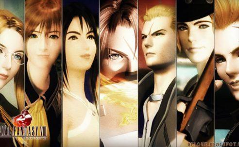 Final Fantasy VIII – Review