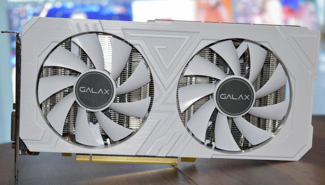 GALAX GTX 1660 Super EX White – Review