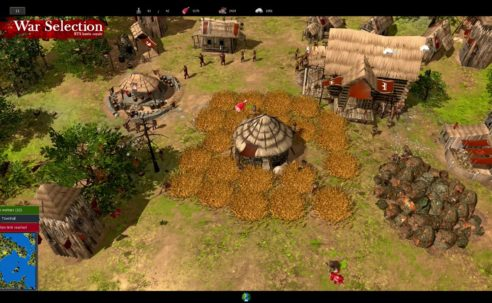 War Selection – Free pseudo-historical stategy game now on Steam