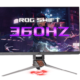 ASUS Republic of Gamers Announces the ROG Swift 360Hz, World's First 360Hz Gaming Monitor with NVIDIA G-SYNC Technology