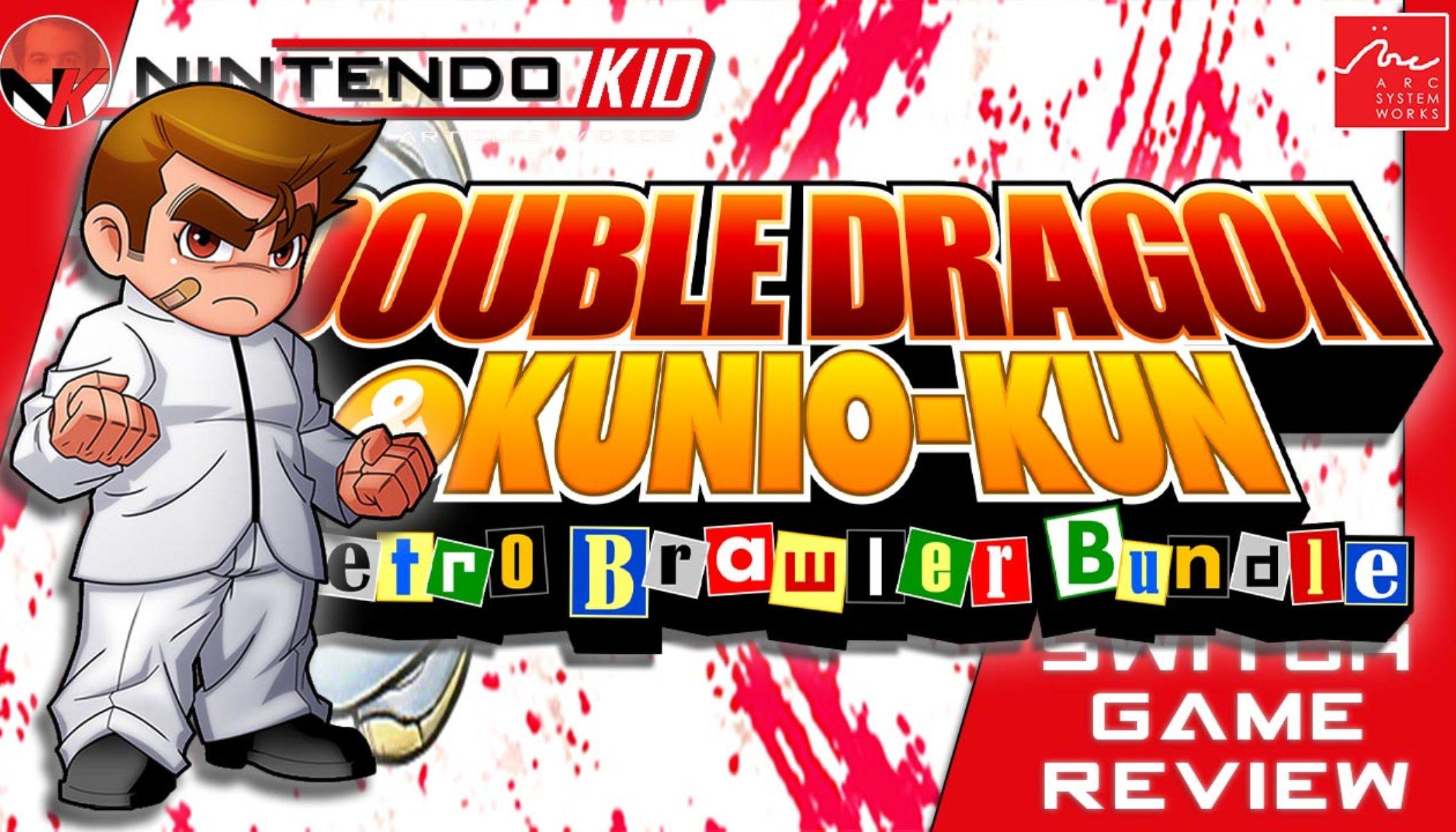 Double Dragon Kunio Kun Retro Brawler Bundle In Depth Review Gaming Central