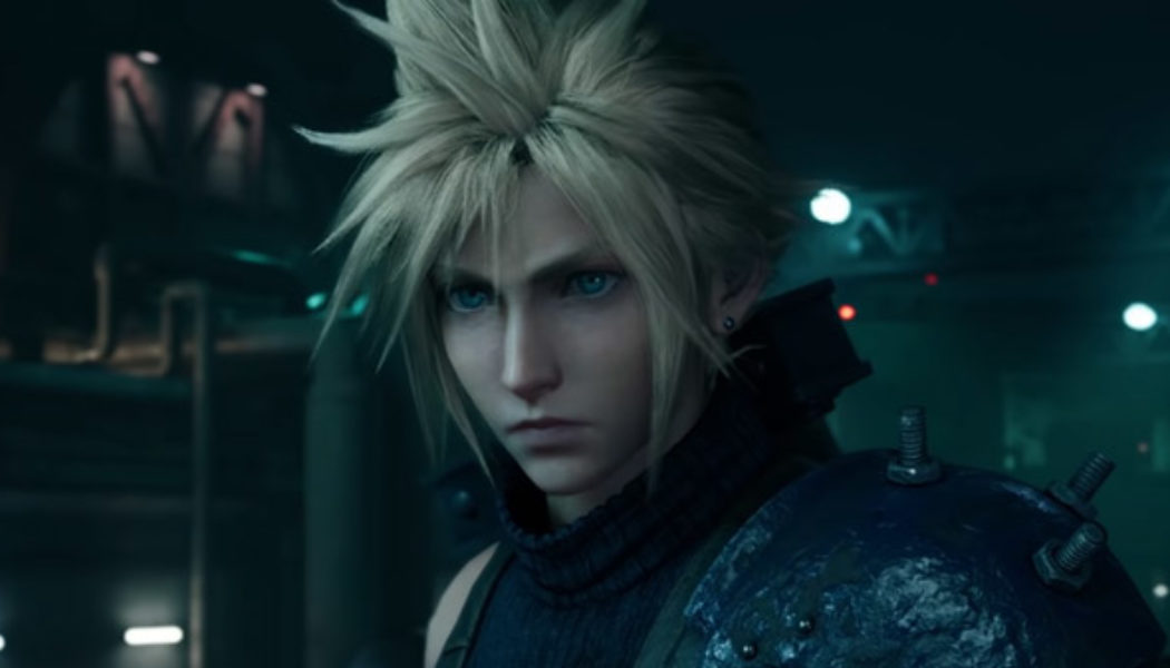 Final Fantasy VII Remake demo now available