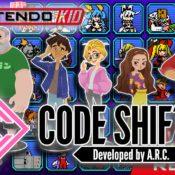 Super Smash Bros 2.0 ? Code Shifter Nintendo Switch Review ! Guilty Gear VS BlazBlue VS Kunio-Kun !