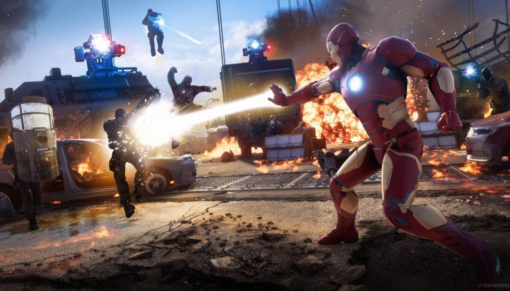 Marvel Avengers Beta – Impressions