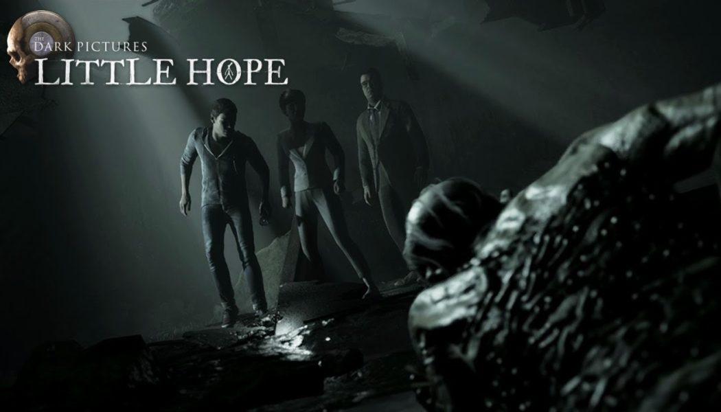 The Dark Pictures Anthology: Little Hope 'Secrets & Premonitions' Trailer
