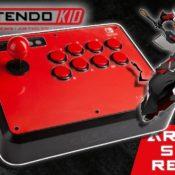 Fusion Wireless Arcade Stick for Nintendo Switch Review! PowerA Meets BlazBlue – Custom Artwork!