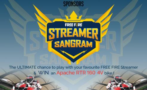 BlitzkriegXP announces Streamer Sangram