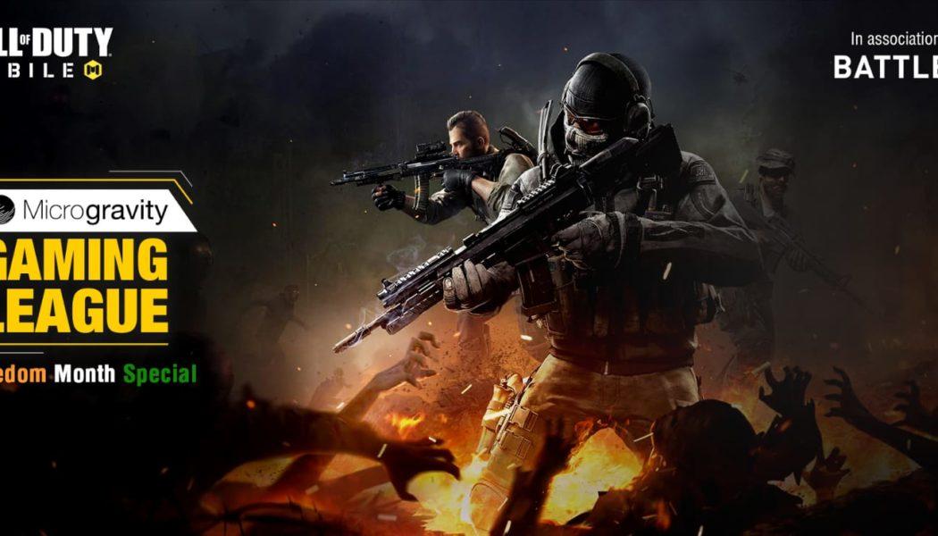 Call of DutyMobile tournament banner