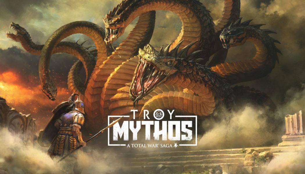 A Total War Saga: Troy Mythos Expansion Comes September 2nd